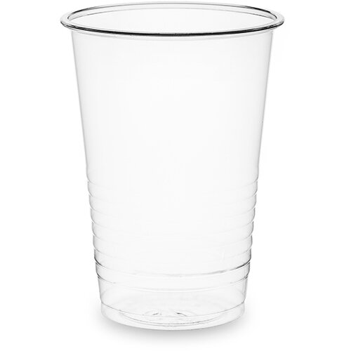 Vegware Water Cups 7oz PLA Clear Ref VWC-07 Pack of 100