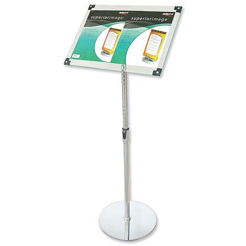 Floor Standing Sign Holder A3 Deflecto