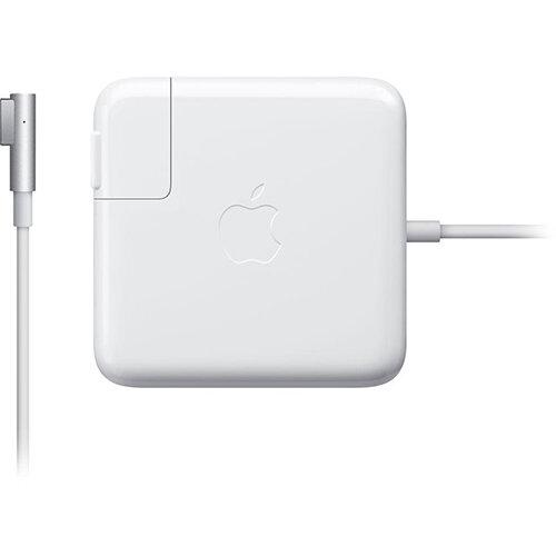Apple 60W MagSafe Power Adaptor White for Macbook &13-inch Macbook Pro Ref MC461B/B