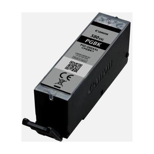 Canon PGI-580XXL 25.7ml High Yield 600 Pages Black Ink Cartridge Ref 1970C001