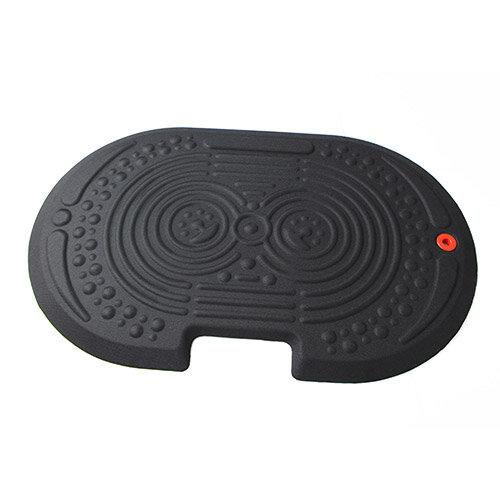 Floortex Anti Fatigue Mat AFS2000 500x800mm Black Ref FCA22032XBK