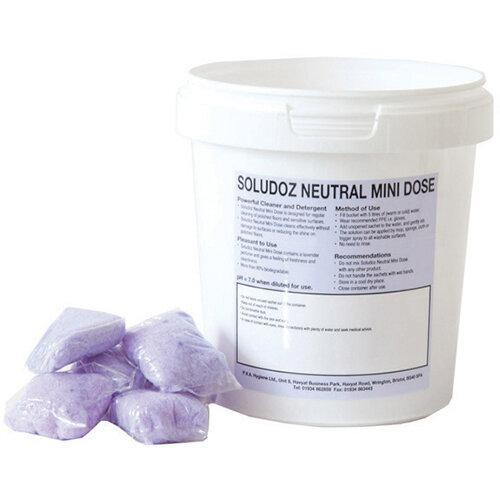PVA Neutral Floor Cleaner Sachets Lavender Scented Ref PVA A2.55 [50 Sachets]