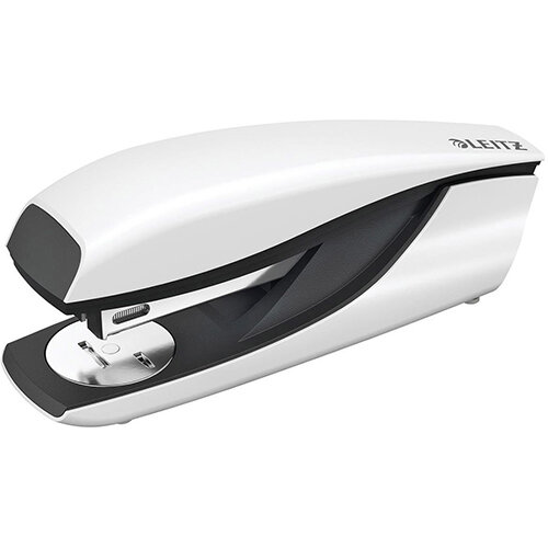 Leitz Office Stapler Pearl White Ref 4010565