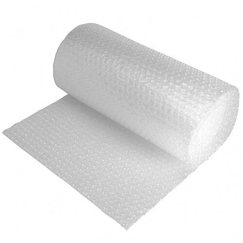 Jiffy Bubble Wrap Film Clear Roll 750mm x 50m