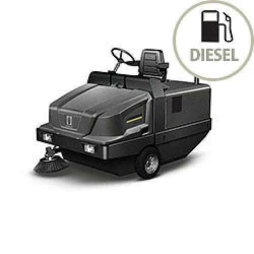 Karcher KM 130/300 R D Ride-on Diesel Engine Sweepers 11861200