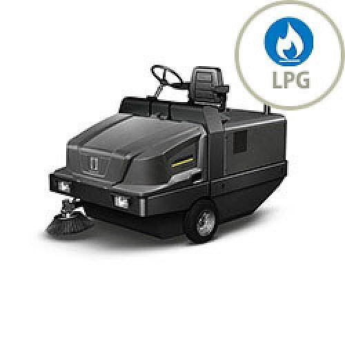 Karcher KM 130/300 R Lpg Ride-on Sweepers 11861210