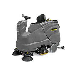 Karcher B 150 R Scrubber driers ride-on Floor Scrubber Driers 12460202