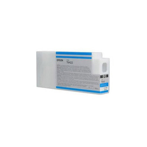 Epson - 150 ml - cyan - original - ink cartridge - for Stylus Pro 7700, Pro 7890, Pro 7900, Pro 9700, Pro 9890, Pro 9900, Pro WT7900