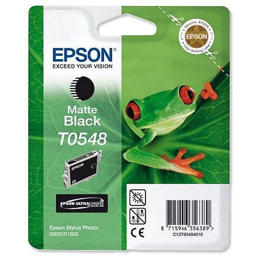 Epson Frog T0548 Matte Black Ink Cartridge