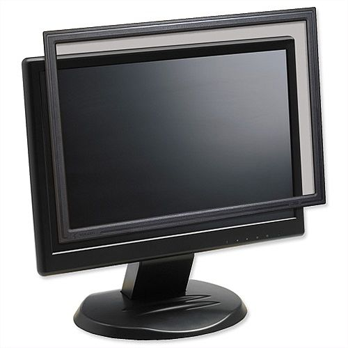 3M PF322W Privacy Screen Filter Anti-Glare Widescreen LCD 22""