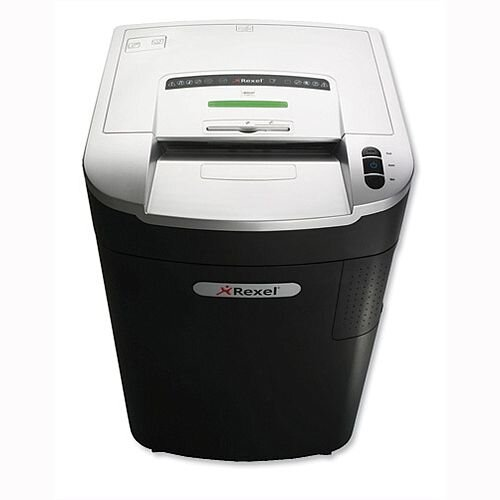 Rexel Mercury RLS32 Large Office Shredder Strip Cut P-2 Security