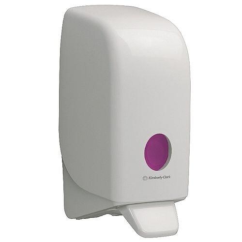 Kimberly Clark Aqua Hand Soap Dispenser Capacity 1L White 6976