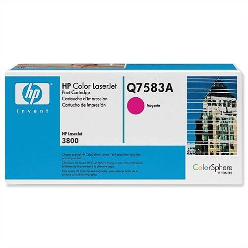 HP 503A Magenta Laserjet Toner Cartridge Q7583A