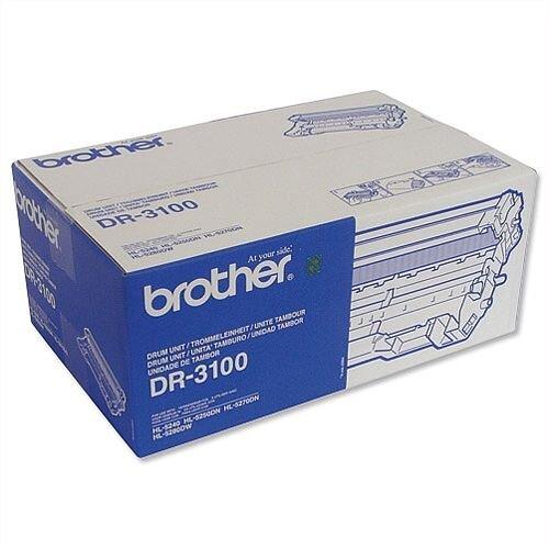 Brother DR-3100 Black Laser Drum Unit DR3100