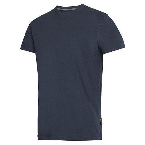 Snickers Classic T-Shirt Navy Regular WW4
