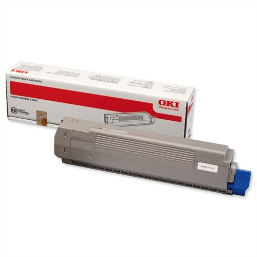 OKI 44643002 Magenta Toner Cartridge