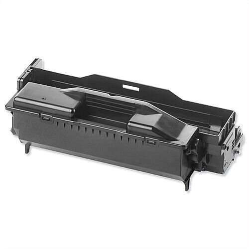 OKI 44574302 Black Image Drum Unit - Standard Yield Unit 25,000 Pages - Works With OKI B411, OKI B431 printers