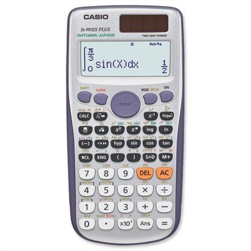 Casio Scientific Calculator FX-991ES Solar Power