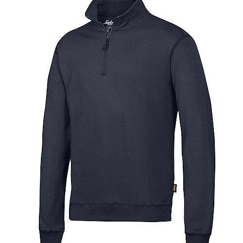 Snickers 2818 ½ Zip Sweatshirt Navy