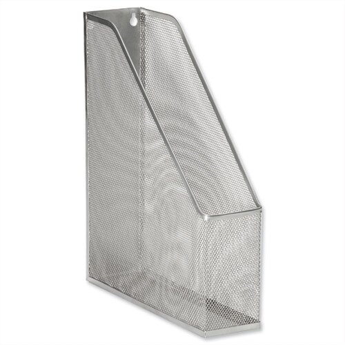 Mesh Magazine File Silver Scratch Resistant Osco