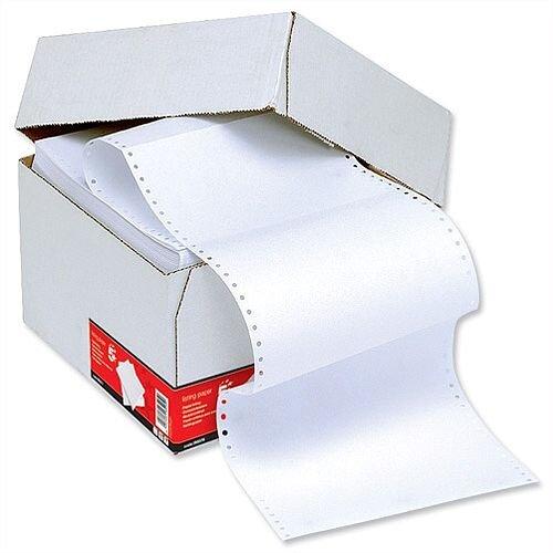 1 Part Listing Paper Plain 241mm 60gsm 2000 Sheets 5 Star