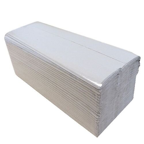 2Work C Fold Hand Towel 1-Ply Natural 15 Sleeves of 184 Towels in Each (2760 Sheets) 2W00878