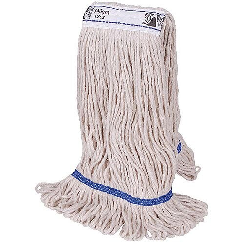 2Work 340g PY Kentucky Mop Head Blue Pack of 5 103221BL
