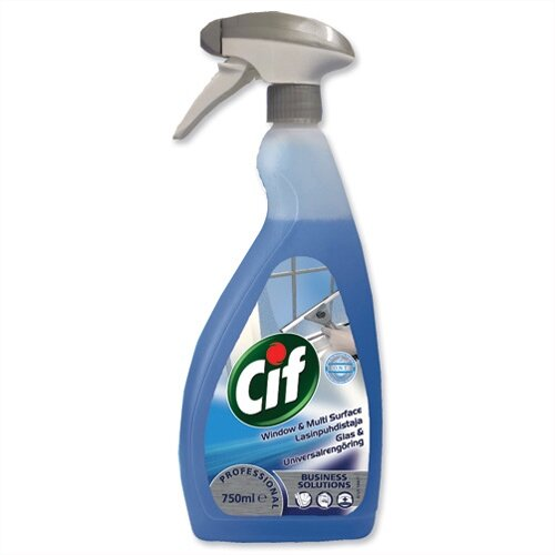 Cif Professional Window Cleaner 750ml
