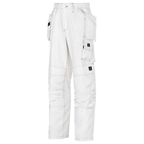 """Snickers Painters Advanced Trouser Waist 35"""" Inside leg 32"""" WW1"""
