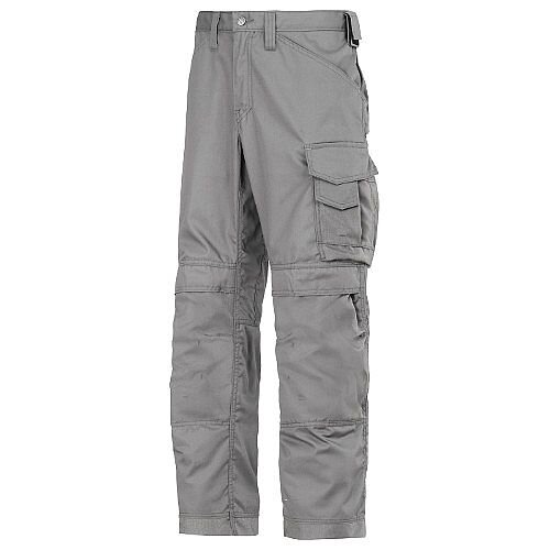 "Snickers CoolTwill Trousers Grey Waist 35"" Inside leg 30"" WW1"