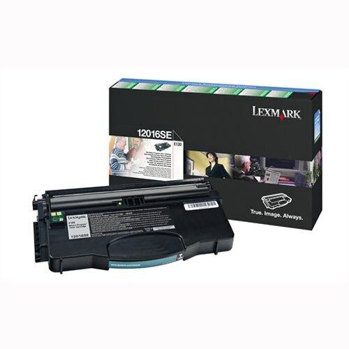 Lexmark 12016SE Black Laser Toner