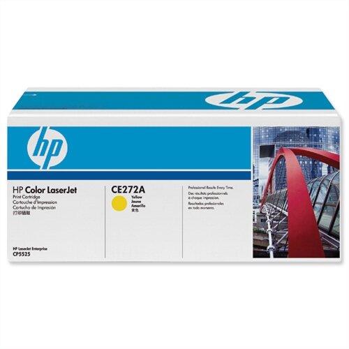 HP 650A Yellow LaserJet Toner Cartridge CE272A