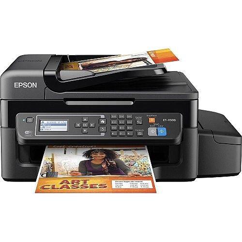 Epson EcoTank ET-4500 All in One Inkjet Printer Wireless