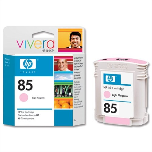 HP 85 Light Magenta Inkjet Cartridge C9429A