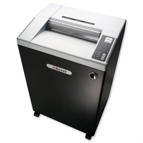 Rexel RLWX25 Shredder Wide Entry Confetti Cut 175 Litre