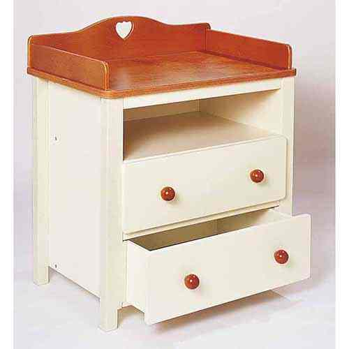 Traditional Changing Table