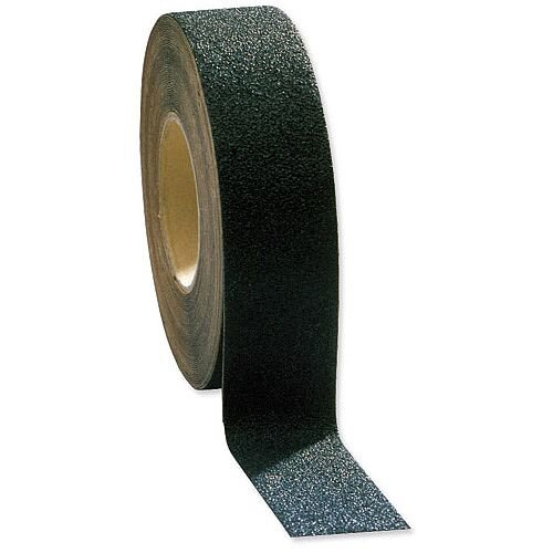 COBA Grip Tape Anti Slip 152mm x 18.3m Black Mat Self Adhesive
