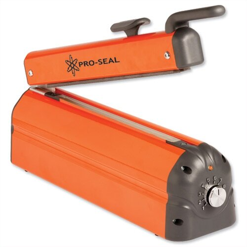 Heat Sealer Size 620mm With Cutter and Adjustable Sealing-Time Adpac Impulse C620