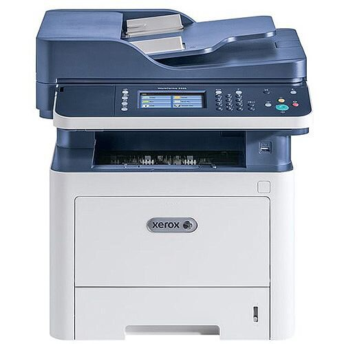 Xerox WorkCentre 3335V DNI All-In One Multifunction Mono Laser Printer