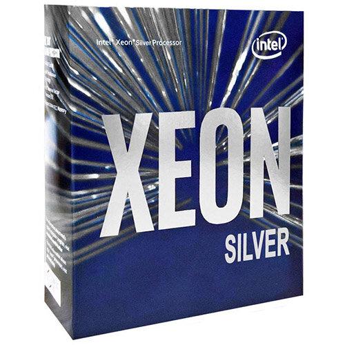Intel Xeon Silver 4112 - 2.6 GHz - 4 cores - 8 threads - 8.25 MB cache - LGA3647 Socket - Box