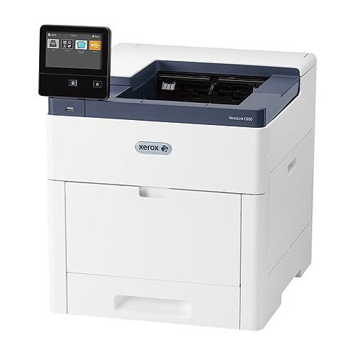 Xerox VersaLink C600V/N Colour Laser Printer - A4/Legal - LED - 1200 x 2400 dpi - USB 3.0