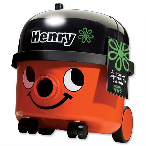Numatic Henry Vacuum Cleaner 580W Capacity 9L HVR200-12 Red