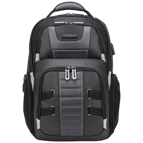 Targus DrifterTrek With USB Power Pass-Thru Notebook Carrying Backpack