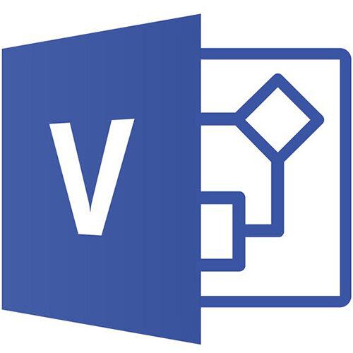 Microsoft Visio Standard 2019 - box pack - 1 PC