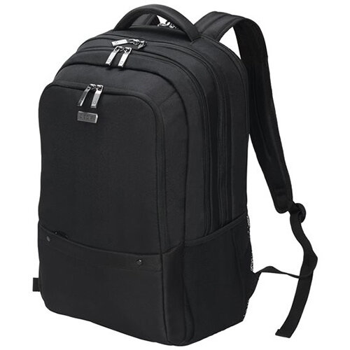 "DICOTA Backpack Eco SELECT 15.6"" Black notebook carrying backpack"