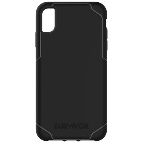 Griffin Survivor Strong - Black back cover for Apple iPhone XS Max