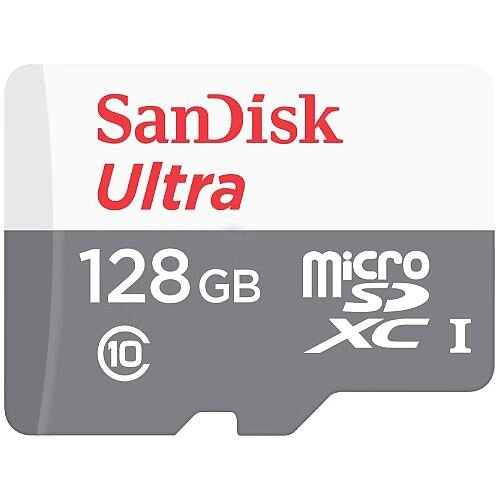 SanDisk Ultra - flash memory card - 128 GB - microSDXC UHS-I
