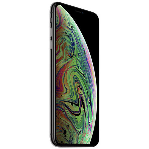 Apple iPhone XS Max - space grey - 4G LTE,LTE Advanced - 64 GB - GSM - smartphone
