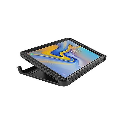 """OtterBox Defender Series Protective Case For Tablet Rugged for Samsung Galaxy Tab A (2018) 10.5"""" - Colour: Black - 77-60601"""