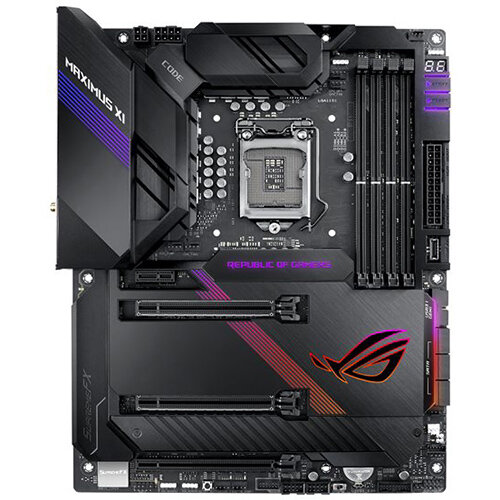 ASUS ROG MAXIMUS XI CODE - motherboard - ATX - LGA1151 Socket - Z390